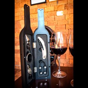 Kit de Acessórios para Vinho 5 Peças Simona                                 class=